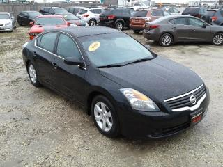 Used 2009 Nissan Altima 2.5 SL for sale in Oak Bluff, MB