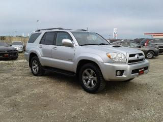 Used 2006 Toyota 4Runner Limited for sale in Oak Bluff, MB