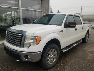 Used 2012 Ford F-150 XLT XTR SUPERCREW 4X4 for sale in Mascouche, QC