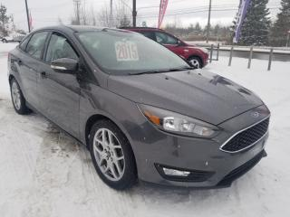 Used 2015 Ford Focus SE for sale in Mascouche, QC