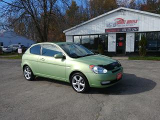 Used 2010 Hyundai Accent GL w/Sport Pkg for sale in Barrie, ON