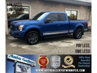 Used 2018 Ford F-150 XLT *4x4/Navi/B.tooth/Back.Cam/5.0L for sale in Winnipeg, MB