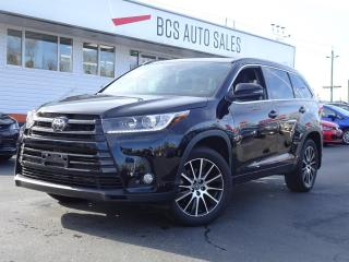 Used 2018 Toyota Highlander for sale in Vancouver, BC