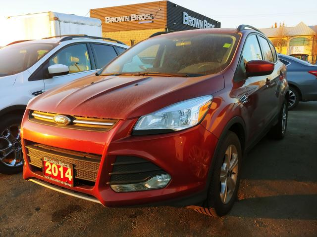 2014 Ford Escape SE, LOCAL, ACCIDENT FREE, HTD SEATS, BLUETOOTH