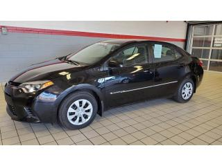 Used 2016 Toyota Corolla CE for sale in Terrebonne, QC