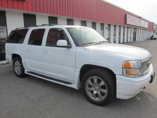 Used 2005 GMC Yukon Denali XL $6,995+HST+LIC FEE / CLEAN CAR FAX REPORT /CERTIFIED for sale in North York, ON