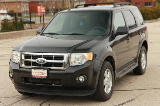 Used 2011 Ford Escape XLT Automatic for sale in Waterloo, ON