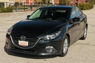 Used 2014 Mazda MAZDA3 GS-SKY Navi | Sunroof | Heated Seats | Back-Up Camera for sale in Waterloo, ON