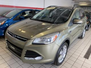 Used 2013 Ford Escape FWD 4dr SEL/NOUVEL ARRIVAGE for sale in Terrebonne, QC