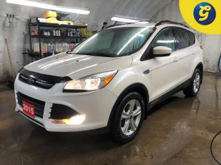 Used 2015 Ford Escape Reverse camera * Heated front seats * Heated mirrors * Ford SYNC Microsoft * Phone connect * Power driver seat lumbar * Auto daytime running lights/Fo for sale in Cambridge, ON