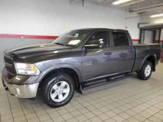 Used 2017 Dodge Ram 1500 4WD Crew Cab 149  Outdoorsman/SIÈGE ÉLECTRIQUE/ for sale in Terrebonne, QC