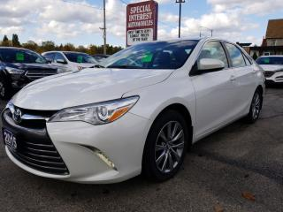 Used 2015 Toyota Camry XLE NAVIGATION !!  SUNROOF !!  LEATHER !! for sale in Cambridge, ON