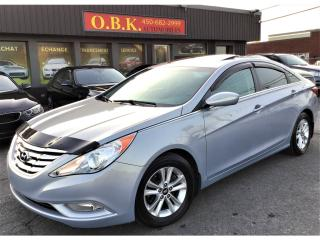 Used 2011 Hyundai Sonata GLS-TOIT OUVRANT-BLUETOOTH-SIEGES CHAUFFANTS for sale in Laval, QC