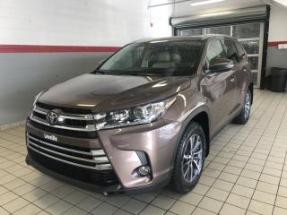 Used 2019 Toyota Highlander 8 passagers , TAUX A PARTIR DE 0.49% for sale in Terrebonne, QC