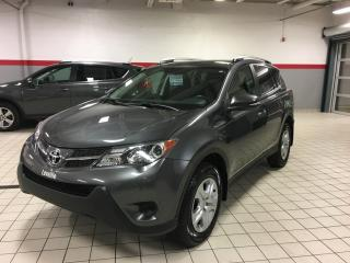 Used 2015 Toyota RAV4 AWD 4dr LE SIEGE CHAUFFANT CAMERA RECUL for sale in Terrebonne, QC