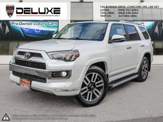 Used 2015 Toyota 4Runner SR5 V6 2015 TOYOTA 4RUNNER 7 Passenger SR5 Limited Edition Navigation JBL sound Rear view camera cooling an for sale in Concord, ON