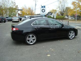 Used 2010 Acura TSX V6 avec groupe tech for sale in Ste-Thérèse, QC