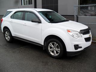 Used 2012 Chevrolet Equinox VUS 4 cyl. Automatique * A-1 * ECONO * 1 for sale in Laval, QC