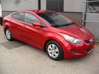 Used 2013 Hyundai Elantra Demarreur + A/C A-1 + GARANTIE 3 ans inc for sale in Laval, QC