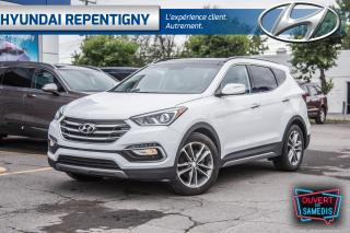 Used 2018 Hyundai Santa Fe Sport 2.0T Limited AWD for sale in Repentigny, QC