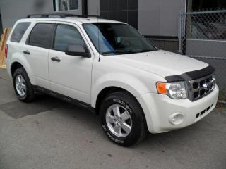 Used 2011 Ford Escape 4x4 V6 XLT A-1 + GARANTIE 3 ans incluse for sale in Laval, QC
