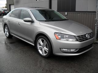 Used 2012 Volkswagen Passat 2,0 TDI DSG Highline + GARANTIE 3 ans in for sale in Laval, QC