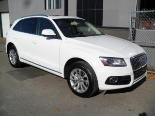 Used 2014 Audi Q5 2.0L  4x4  A-1 +GARANTIE 3 ans incluse for sale in Laval, QC