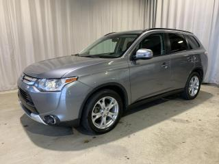 Used 2015 Mitsubishi Outlander 4 portes SE touring, Traction intégrale for sale in Sherbrooke, QC