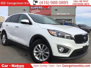 Used 2018 Kia Sorento LX Turbo AWD| B/U CAM| HTD SEATS|1 OWNER| 26, 468K for sale in Georgetown, ON