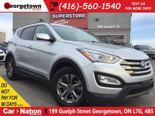 Used 2015 Hyundai Santa Fe Sport Sport | HEATED SEATS | BLUETOOTH | ECO MODE | 4CYL for sale in Georgetown, ON