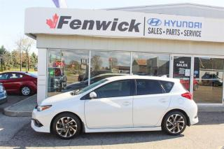 Used 2016 Scion iM CVT for sale in Sarnia, ON
