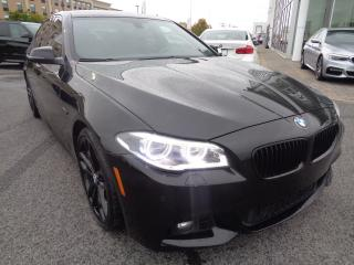 Used 2016 BMW 535 xDrive MSPORT LOADED for sale in Dorval, QC
