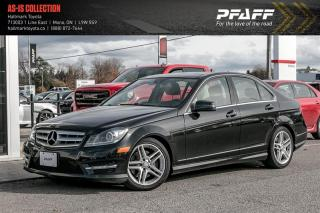 Used 2012 Mercedes-Benz C 300 4MATIC Sedan for sale in Orangeville, ON