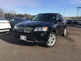 Used 2013 BMW X3 xDrive28i for sale in Moncton, NB