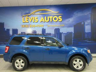 Used 2012 Ford Escape XLT 97300KM CUIR TOIT OUVRANT BLUETOOTH for sale in Lévis, QC