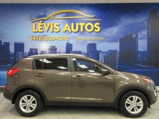 Used 2012 Kia Sportage LX AWD SIEGE CHAUFFANT BLUETHOOTH A VOIR for sale in Lévis, QC