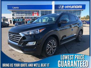 New 2020 Hyundai Tucson 2.4L AWD Luxury Auto for sale in Port Hope, ON
