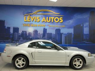 Used 2004 Ford Mustang COUPÉ AUTOMATIQUE FULL ÉQUIPE 148300 KM for sale in Lévis, QC