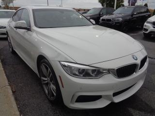 Used 2015 BMW 435i xDrive 1 OWNER! LOW PRICE! for sale in Dorval, QC