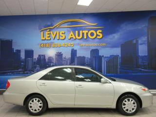 Used 2002 Toyota Camry LE AUTOMATIQUE BAS PRIX for sale in Lévis, QC