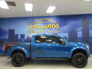Used 2016 Ford F-150 XLT SPORT ECOBOOST SUPERCREW CAB TRES BE for sale in Lévis, QC