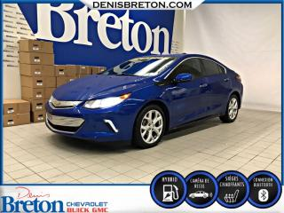 Used 2016 Chevrolet Volt for sale in St-Eustache, QC