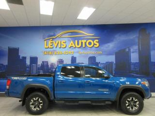 Used 2017 Toyota Tacoma TRD OFF ROAD DOUBLE CAB V6 4X4 AUTOMATIQ for sale in Lévis, QC