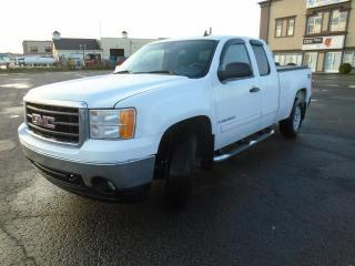 Used 2008 GMC Sierra 1500 4 RM, Cabine ordinaire, 119,0 po, SLE for sale in Mirabel, QC