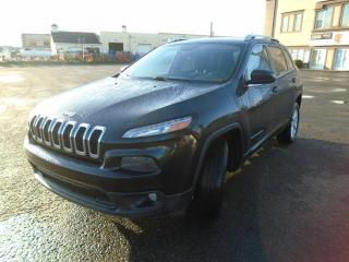 Used 2015 Jeep Cherokee 4 RM, 4 portes, North for sale in Mirabel, QC