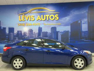 Used 2012 Ford Focus 5 VITESSE AIR-CLIMATISÉ SEULEMENT 35200 for sale in Lévis, QC