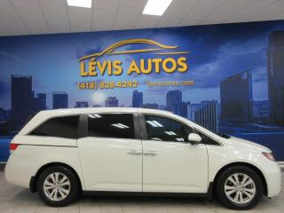 Used 2016 Honda Odyssey EXL 8 PASSAGERS GPS NAVIGATION CUIR TOIT for sale in Lévis, QC