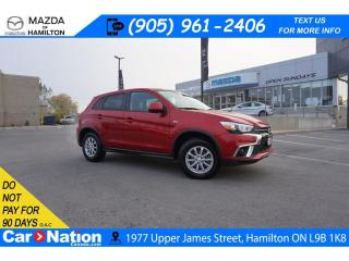 Used 2018 Mitsubishi RVR SE | REAR CAM | XM RADIO | 4WD for sale in Hamilton, ON