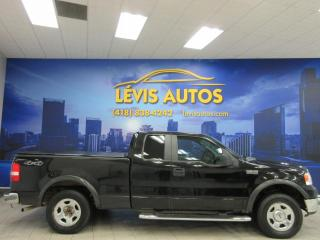 Used 2007 Ford F-150 XLT 4X4 V-8 5.4 LITRES BAS PRIX ! for sale in Lévis, QC