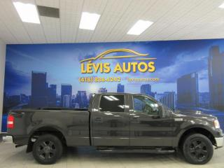 Used 2008 Ford F-150 XLT SUPERCREW 4X4 5.4L TRITON V8 BAS PRI for sale in Lévis, QC